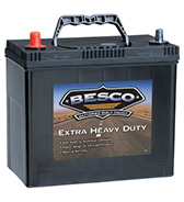 Besco Car Battery